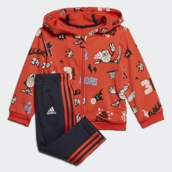 Детски екип Adidas French Terry Graphic
