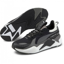 Мъжки маратонки Puma RS-X Mix Puma Black-CASTLEROCK