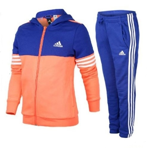 Детски екип Adidas Full Zip Hooded