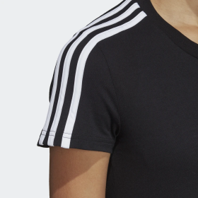 Дамска тениска Adidas Essentials 3-Stripes Tee